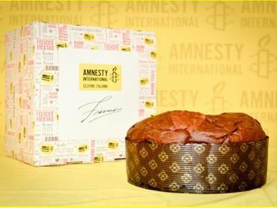 Un panettone per la solidarietà. Equoevento e Amnesty in difesa dei diritti umani